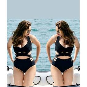 Traje De Baño Bikini Tankini Cintura Alta 2017