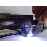 3 Lanterna Led Choque Potente 990.000w Taser Melhor Que X900