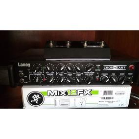 Amplificador Laney Irt Studio A Tubos 15 Watts