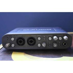 M-audio Fast Track Pro Novinha
