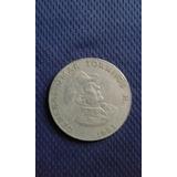 Una Moneda De Un Balboa De Omar Torrijos