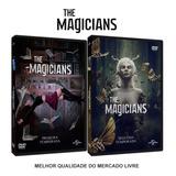 Série The Magicians 1º 2º 3º 4º Temporada Dublado + Encarte