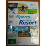 Juego Nintendo Wii Sports + Wii Sports Resort