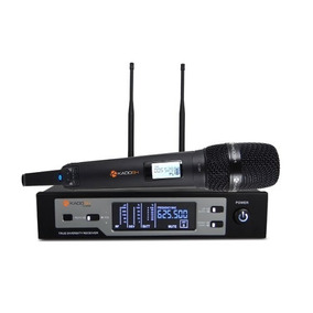 Microfone Kadosh S/fio Kdsw K 1201m | Original