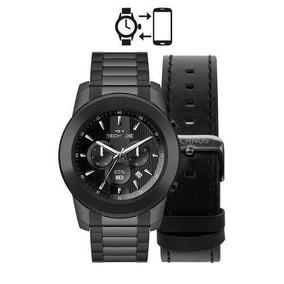 Relógio Technos Masculino Connect 3+ M1ab/4p Smartwhatch