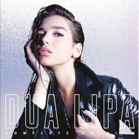 Cd Dua Lipa (complete Edition) - Original Pronta Entrega