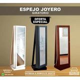 Espejo Joyero Giratorio Sumaq