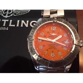 56858d99f62 Relógio Breitling Superocean Usado - Relógio Breitling Masculino ...