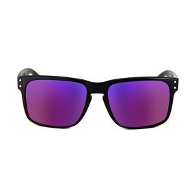 Oculos Lente Rosa De Sol Oakley Holbrook - Óculos no Mercado Livre ... 8c94045ad6
