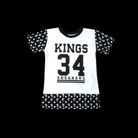 Camisa Kings Infantil - Calçados fe7b6c7d62e