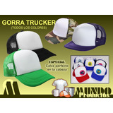 Gorras Trucker Para Sublimar en Bs.As. G.B.A. Norte en Mercado Libre ... f4e2115e168