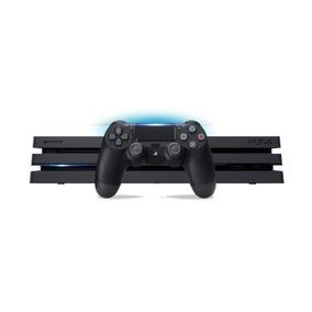 Playstation 4 Ps4 Pro 1tb 1 Ano De Garantia