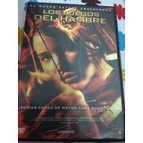 Película Dvd Original Los Juegos Del Hambre Excelente Estado