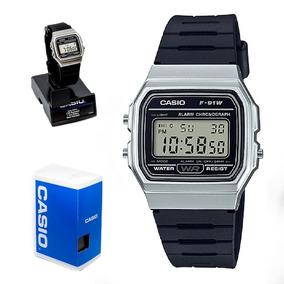 b7451c79916d Reloj Casio F 91w Imitacion - Reloj de Pulsera en Mercado Libre México