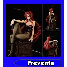Erza Scarlet Bunny Girl Style 1/6 - Fairy Tail Preventa