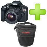 Cámara Canon T6 + 18-55mm + Bolso Canon.