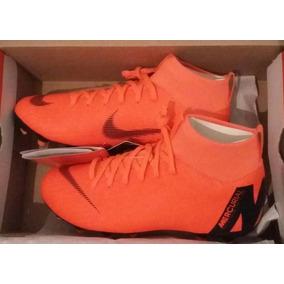 Botines Nike Mercurial Botita Niños Adultos Naranja Y Otros ff520e01c9e28