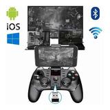 Controle Joystick Bluetooth Ipega Celular Pc Wereless Pg9076