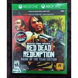 Red Dead Redemption Nuevo Y Sellado