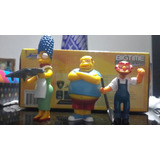 Figuras Simpsons Marge/willy
