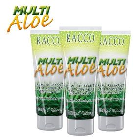 Kit Creme Relaxante Racco - Adeus Verizes !! Pague 2 Leve 3