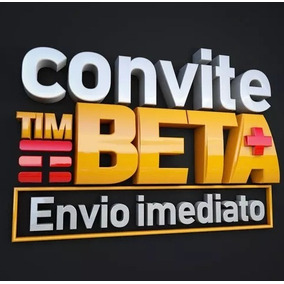 Convite Migração Tim Beta Até 20gb + 2.000 Min - Beta Lab