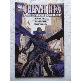 Jonah Hex Nº 5! Falta De Sorte! Panini Out 2011