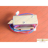Chapa Electrica Bobina Solenoide 12v 700ma Cd