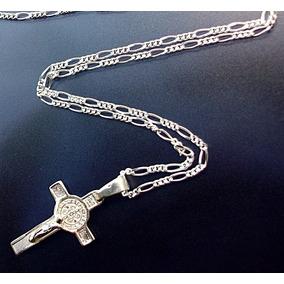3816dd3da95 Crucifijos Chico En Color Plata en Mercado Libre México