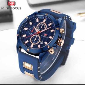 Relógio Masculino Mini Focus
