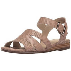 Zapatos Gris Kaye De Sandalias Naturalizer Tiras Mujer 8 wxpPHWqO
