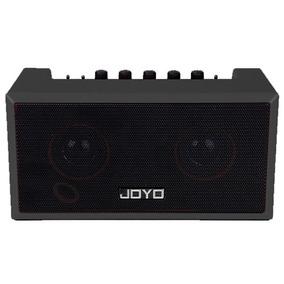 Amplificador Joyo Top Gt Portátil Para Guitarra Preto Mini