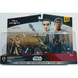 Disney Infinity 3.0 Star Wars The Force Awakens Set $495-20%