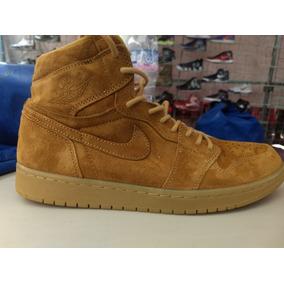 Air Jordan 1 Retro High Og Wheat #8