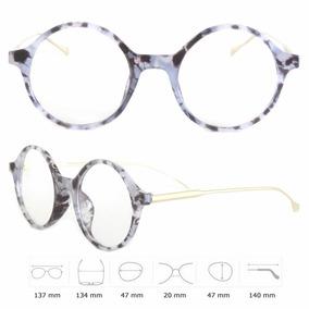 Armacao Oculos Rosto Redondo Feminino - Calçados, Roupas e Bolsas ... f784b2c89a