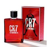 Cr7 Colônia Desodorante Masculina - 100 Ml Jequiti