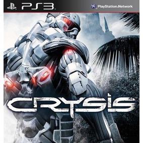 Crysis Ps3 - Mídia Digital