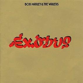 Bob Marley & The Wailers Lp Exodus Lacrado 180 Gr Import