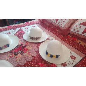 Sombrero Paja Toquilla Ecuatoriano - Gorros en Mercado Libre Chile 156e64e7370
