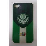 4s Palmeiras Branco Ikase Capa Para Iphone 4 - Capas para Celular no ... d0655dcfedb11