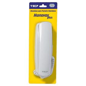 Monofone Para Porteiro Eletrônico Monovox Bivolt F106381