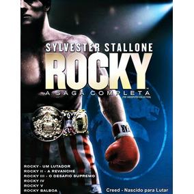Coleção Rocky Balboa 7 Filmes Hd Dublado - Via Download