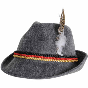 Sombrero Aleman - Disfraces y Cotillón en Mercado Libre Argentina 238db06247f