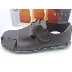 6d27a7aac39 Sandalias De Cuero Para Hombre Talle 42 - Zapatos 42 Chocolate en ...