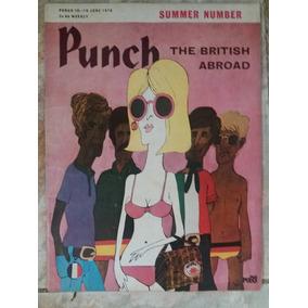 Lote De 49 Revistas Punch, Conservadas, Antigas, Coleção