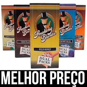 Seda Blunt Smoking Original 3 Caixas