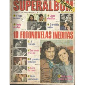 1973 Revista Superalbum De Noturno Nº 171a Editora Abril