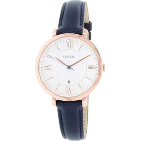 5386f68127a Relogio Azul E A O Feminino Fossil - Relógios De Pulso no Mercado ...