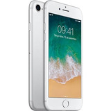iPhone 7 32gb Silver Original Garantia Apple 01 Ano - Rfb