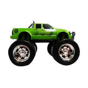 Juguete Para Niño Camioneta Monster Truck Usual Brinquedos